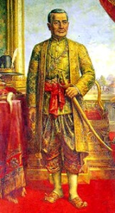 Thong Duang-evil doer to his father in law King Tak Sin and Khmer people