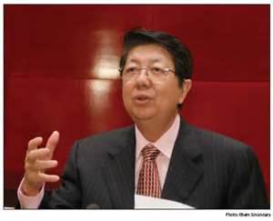 Incompetent Chairman Sok An